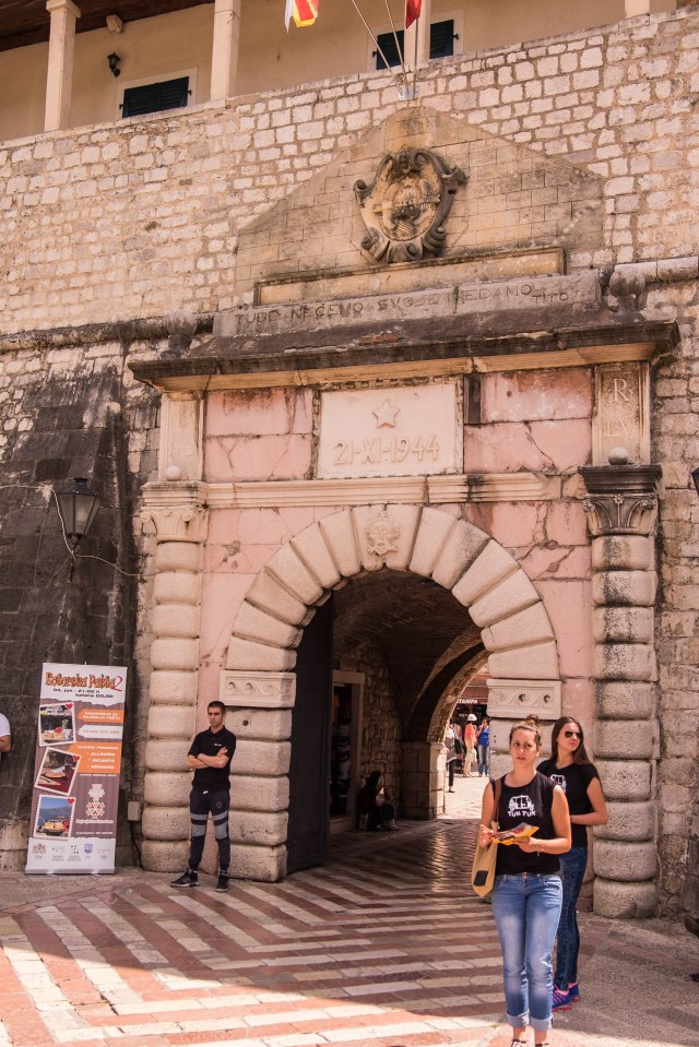 Kotor - Main gate