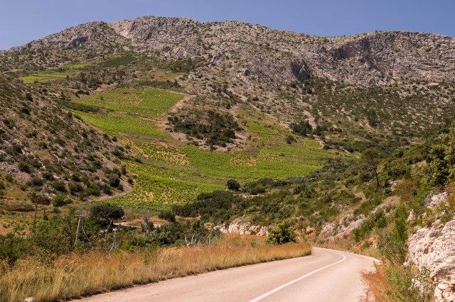 Hvar - near Sveta Nedjilja