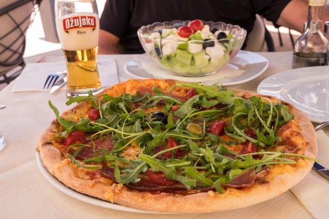 Hvar - Jelsa - Papa Pizzeria
