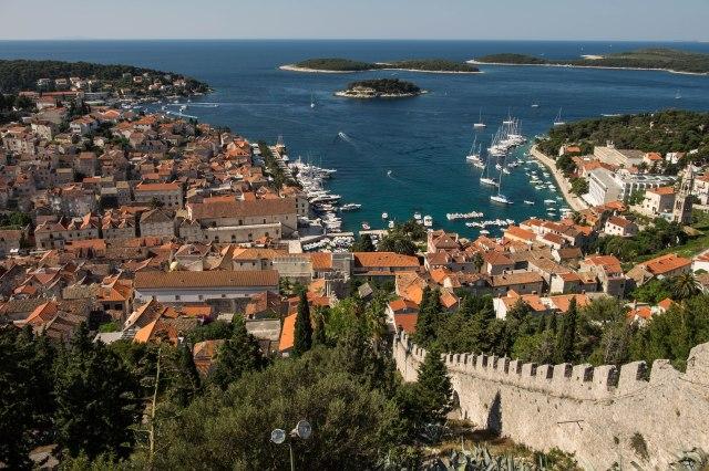 Hvar Town - Fortress