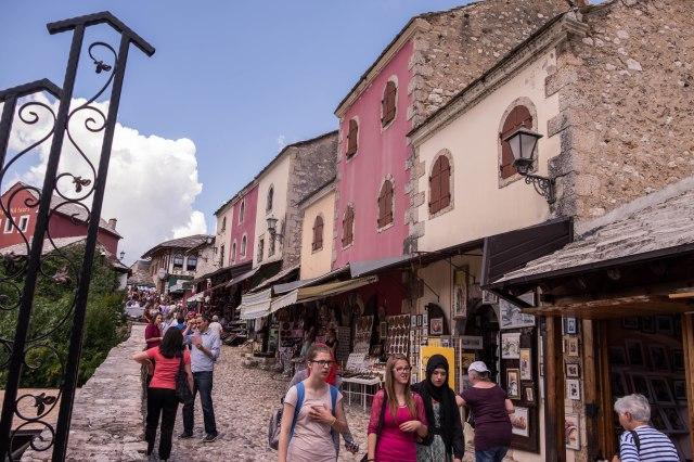 Mostar - Coppersmith's Street