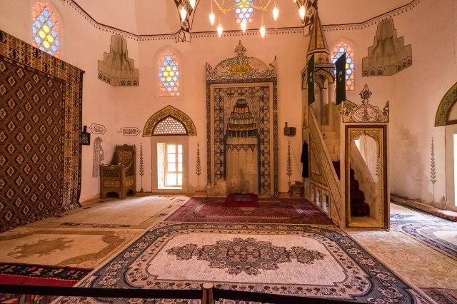 Mostar - Koski Mehmet-Pasha Mosque