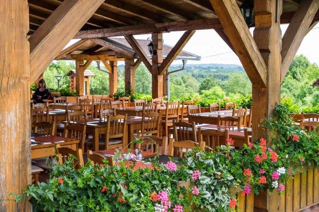 Plitvice Lakes Nat'l Park - Degenija Restaurant