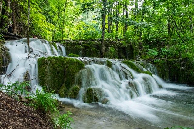Plitvice Lakes Nat'l Park - Upper Lakes