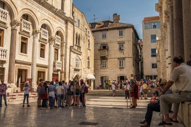Split - Peristyle Square