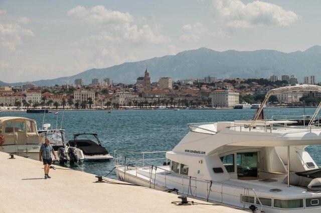 Split - harbor