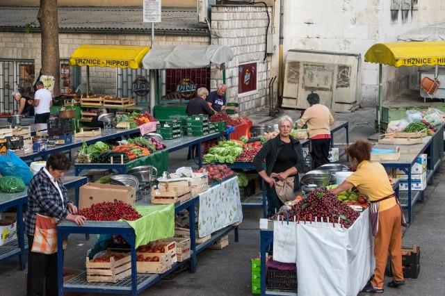 Split - Green Market