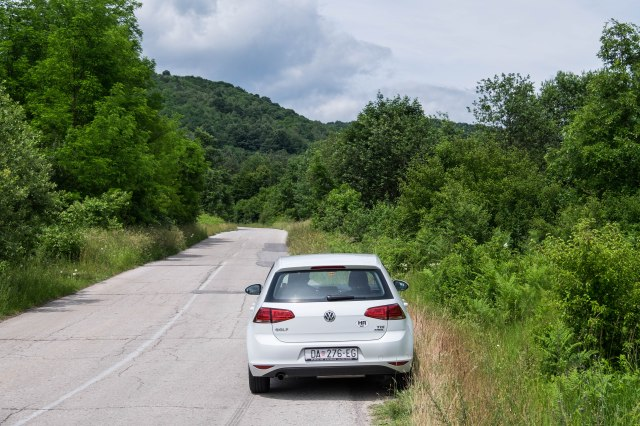 Drive from Plitvice to Rovinj