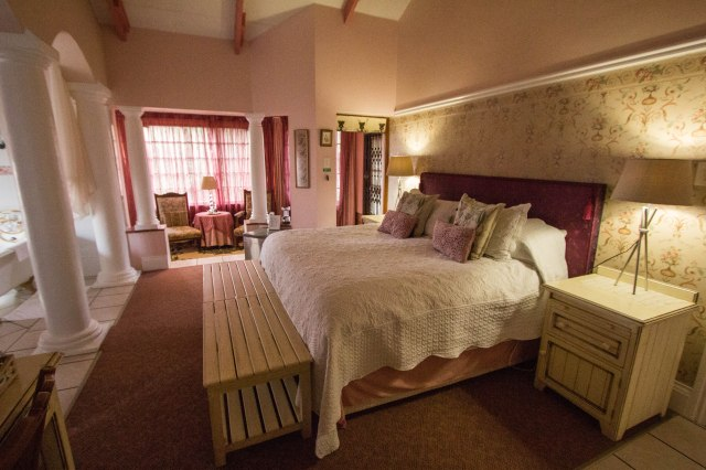 Sleeping and Dining in Graskop