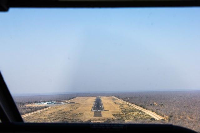 Arrival in Chobe