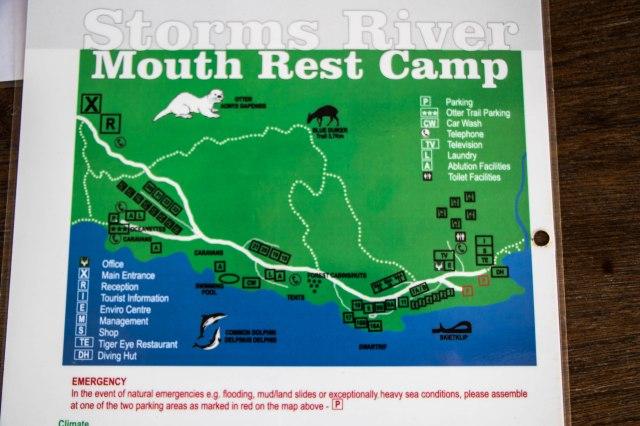 Otter Trail Day 1-4