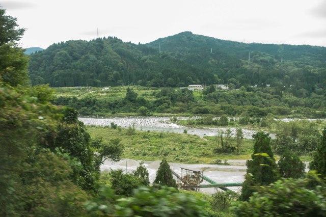 Train to Toyama