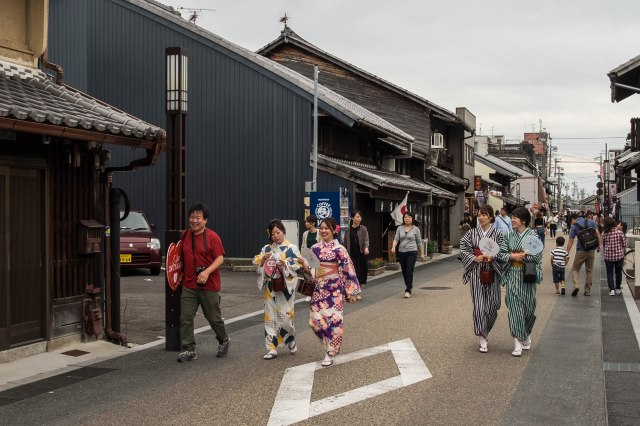 Inuyama Old Town