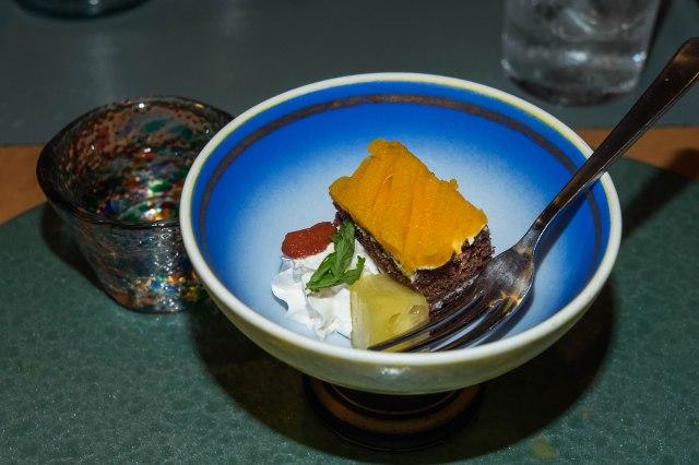 Hotel Keisui - kaiseki dinner