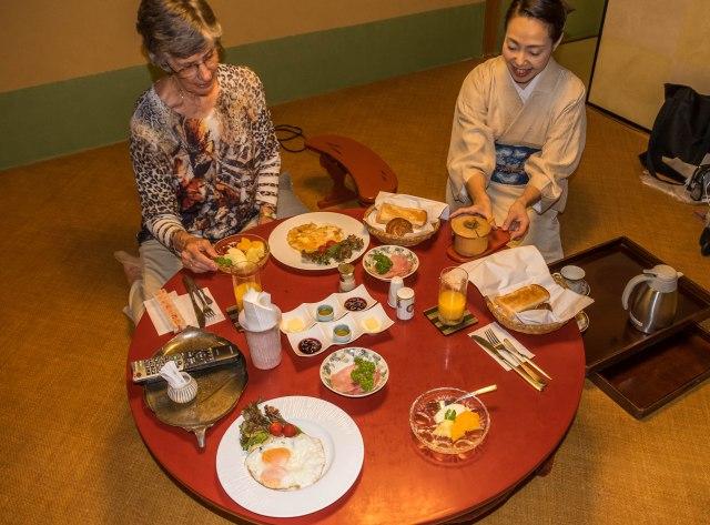 Sekoro Ryokan - Breakfast