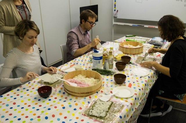 Cooking Class - Shikaimaki