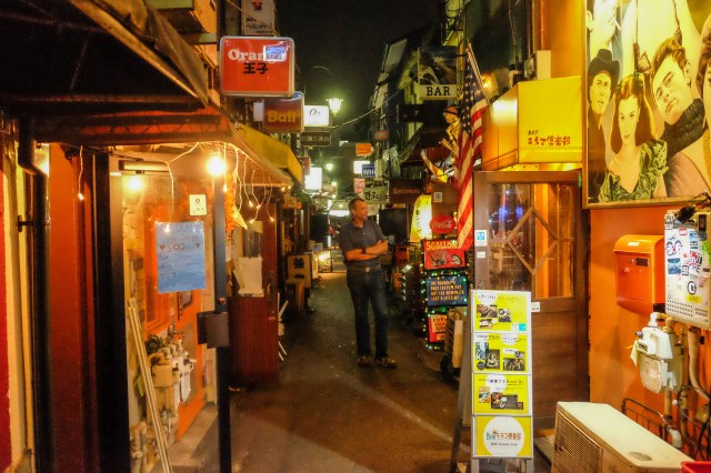 Shinjiku - Golden Gai