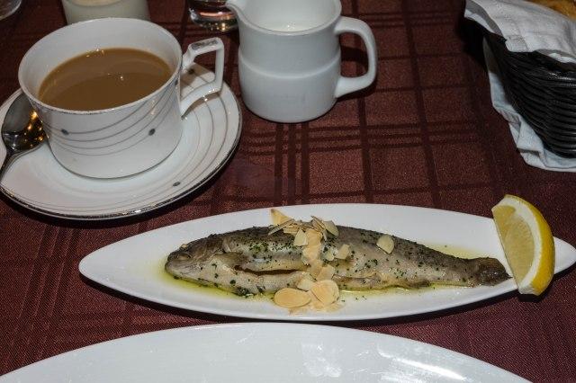 Palace Hotel Hakone - Breakfast at Humming