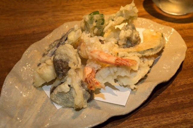 Kanazawa -Dinner in Kirguramachi