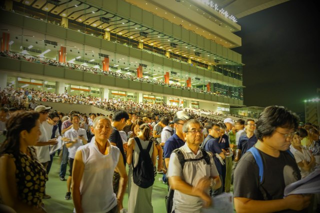 Tokyo Twinkle Races
