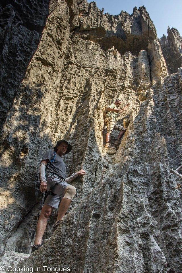 Grand Tsingy de Bemaraha