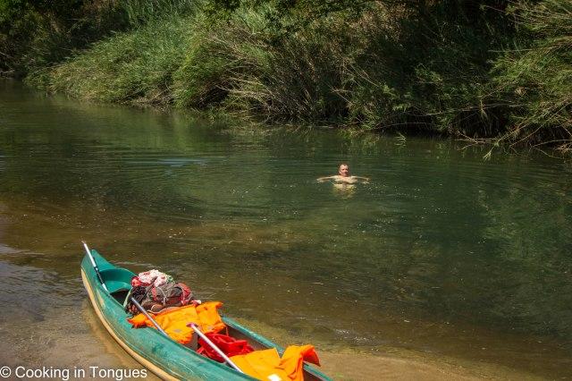 Mamambolo River Arrival Tsingy de Bemaraha-11