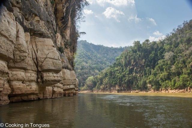 Mamambolo River Arrival Tsingy de Bemaraha-16