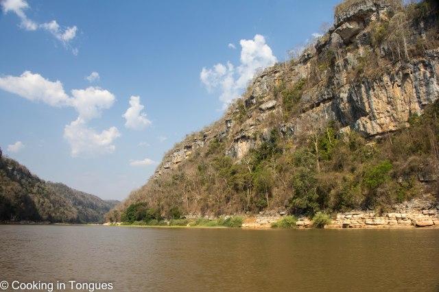 Mamambolo River Arrival Tsingy de Bemaraha-18