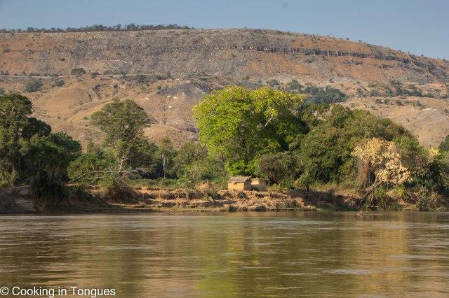 Mamambolo River Arrival Tsingy de Bemaraha-3