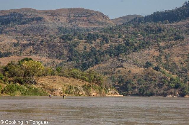 Mamambolo River Arrival Tsingy de Bemaraha-6