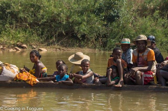 Mamambolo River Arrival Tsingy de Bemaraha-9