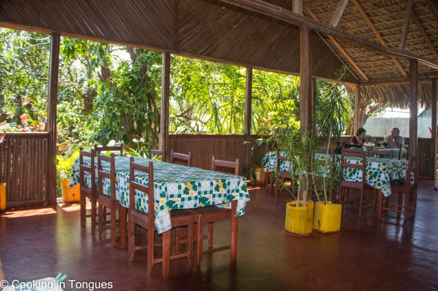 Restaurant in Ramana