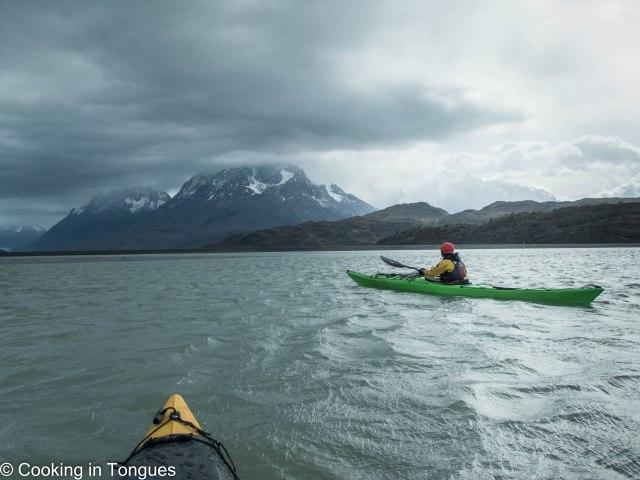 Grey Glacier Kayak Trip