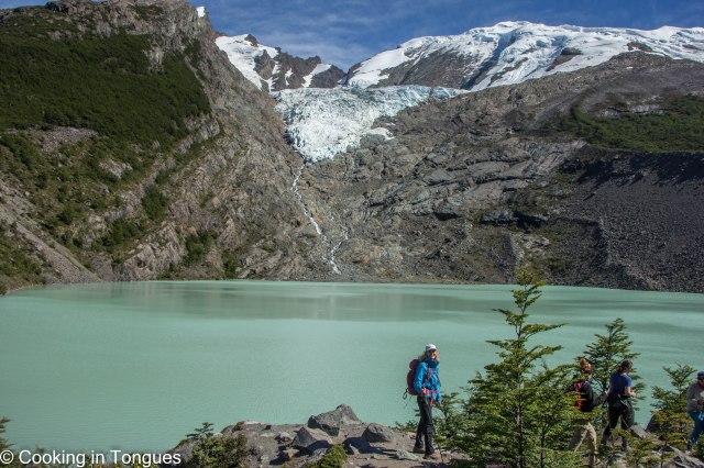 Hike to Huemul Glacier