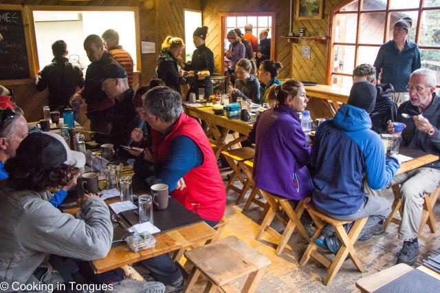 Refugio Los Cuernos to Hotel Las Torres