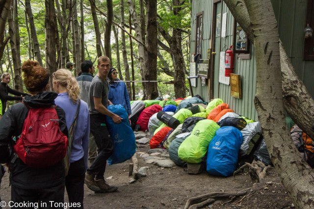 Refugio Paine Grande to Refugio Los Cuernos