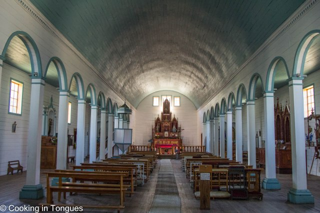 Tenaun Church