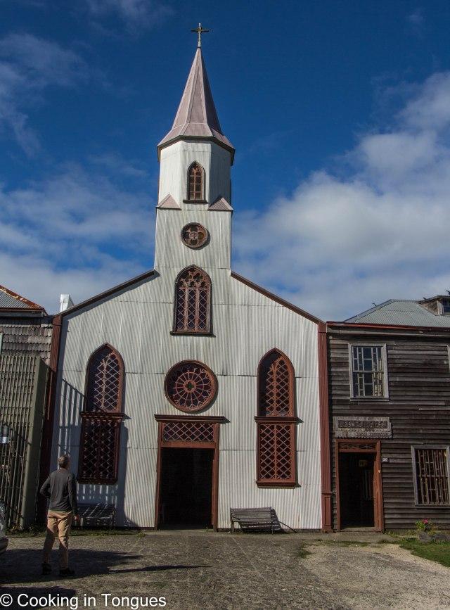 Iglesia de Chiloé Visitor Center