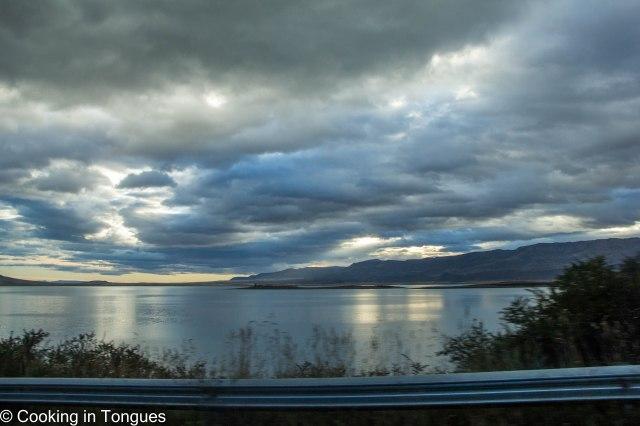 Drive from El Calafate to Perito Moreno Glacier