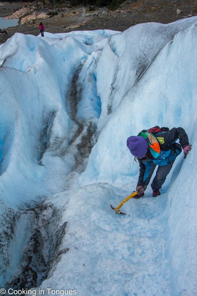 Mini Trek Perito Moreno Glacier