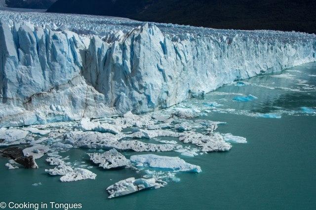 Boardwalk Viewing Platforms Perito Moreno Glacier