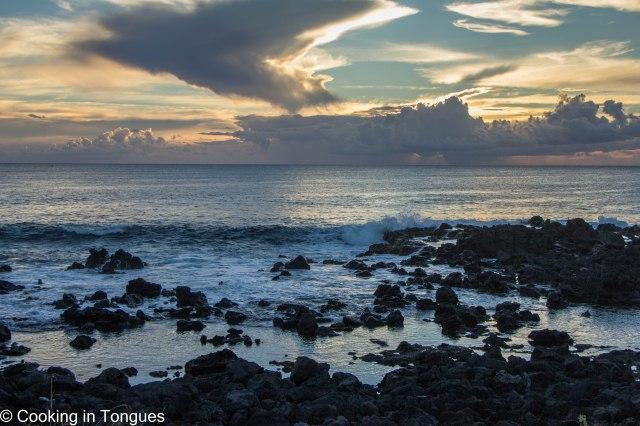 Tahai - sunset